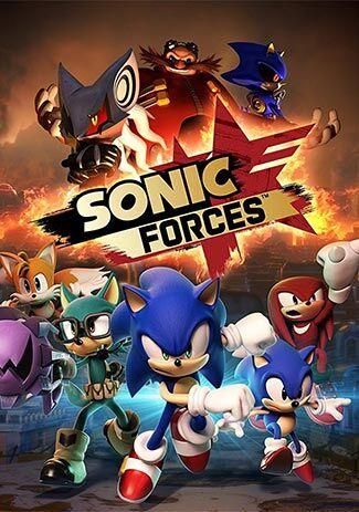 Official Sonic Forces - Digital Bonus Edition (PC)