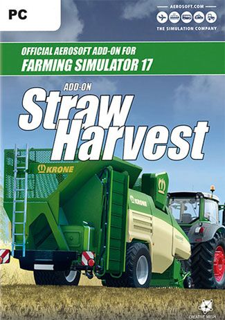 Official Landwirtschafts-Simulator 17 - Straw Harvest (PC)