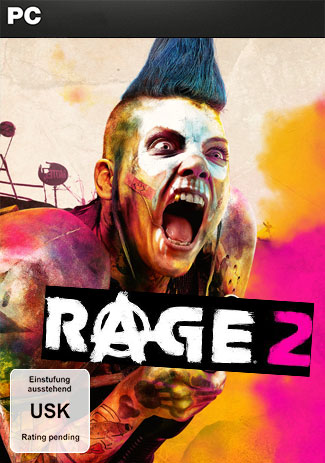 Official Rage 2 (PC/EU)