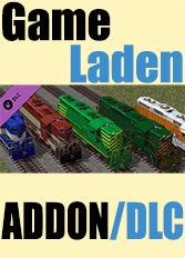 Official Railroad X : US Diesel Locomotives - Set 1 (PC)