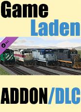 Official Railroad X : US Diesel Locomotives - Set 2 (PC)