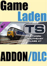 Official RailWorks Network Southeast Class 47 Add-On (PC)