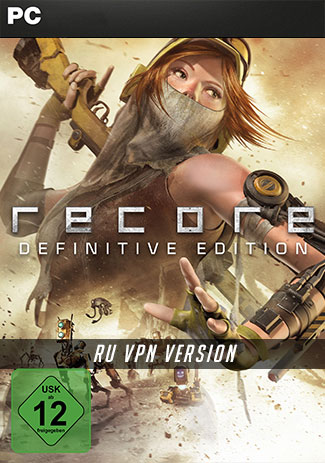 Official ReCore Definitive Edition (PC)