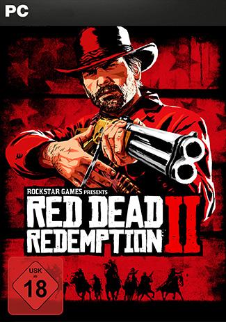 Official Red Dead Redemption 2 (PC/EU)