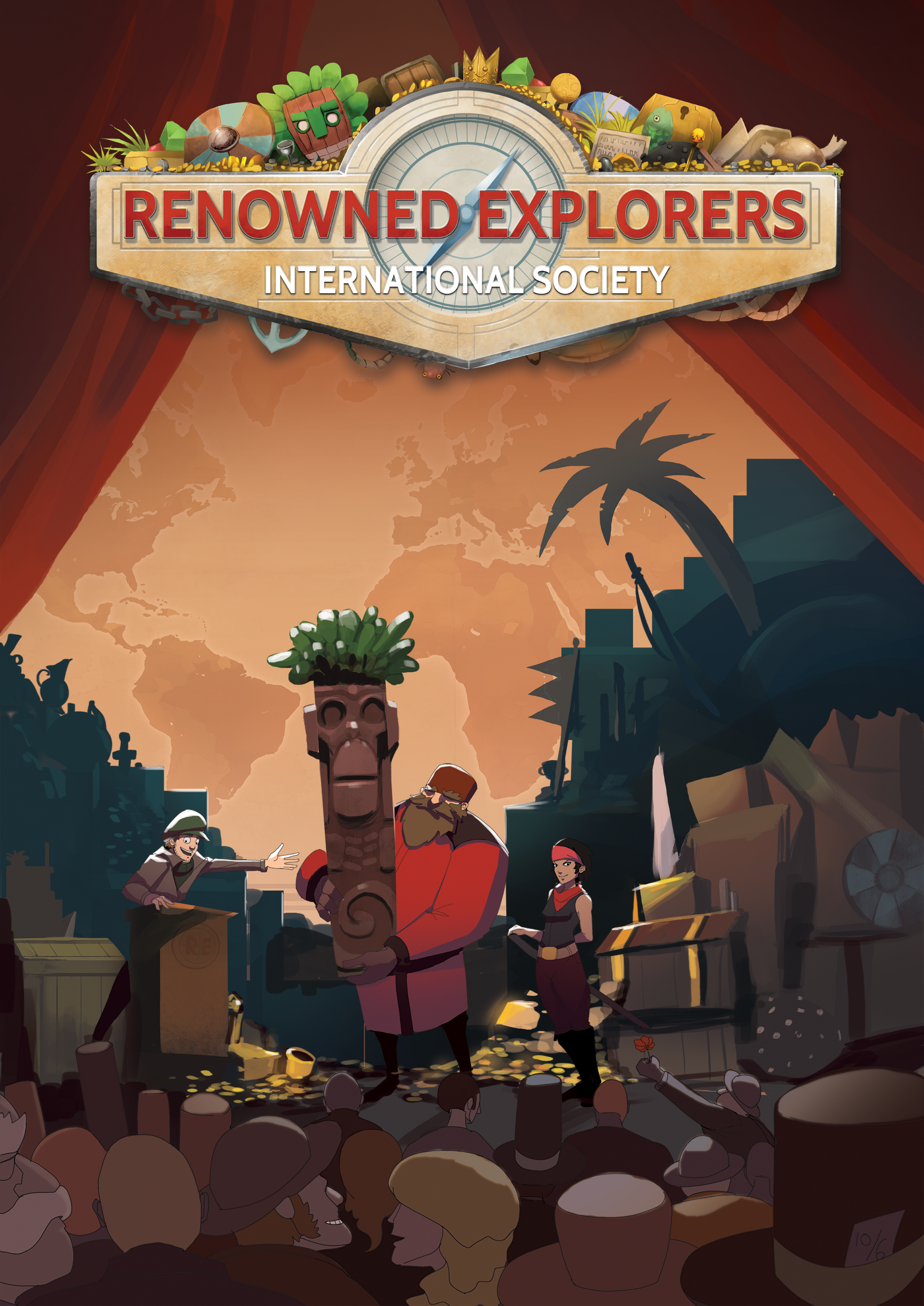 Official Renowned Explorers: International Society (PC)