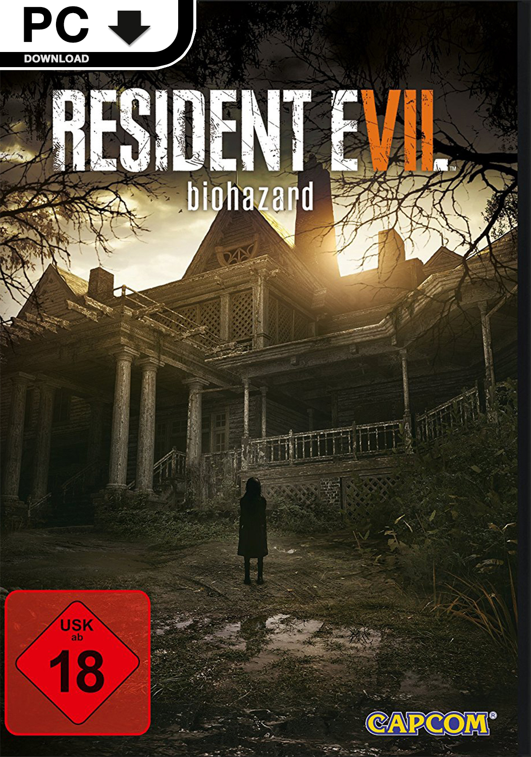 Official Resident Evil 7 (PC)