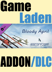Official Rise of Flight: Bloody April (PC)