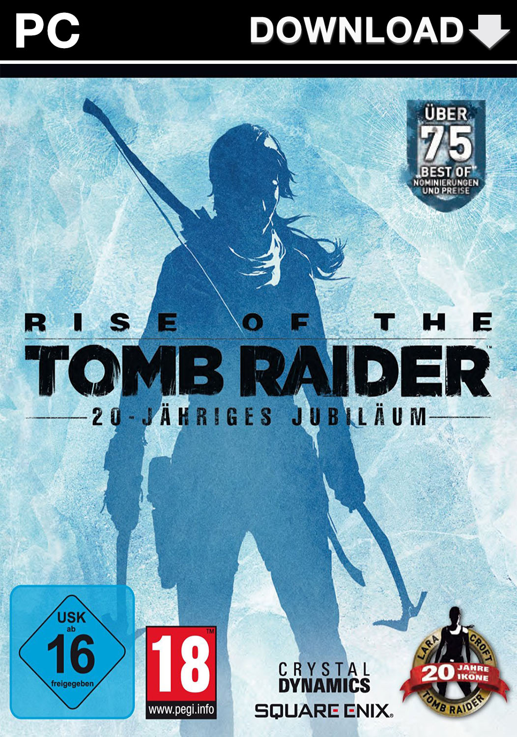 Official Rise of the Tomb Raider 20 Year Celebration (PC)