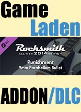 Rocksmith 2014 - 9mm Parabellum Bullet - Punishment (PC)