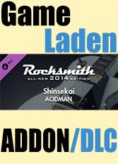 Official Rocksmith 2014 - ACIDMAN - Shinsekai (PC)