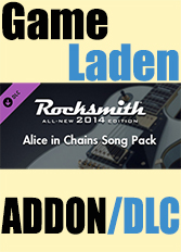 Official Rocksmith 2014 - Alice in Chains Song Pack (PC)