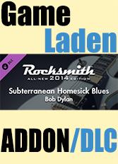 Official Rocksmith 2014 - Bob Dylan - Subterranean Homesick Blues (PC)