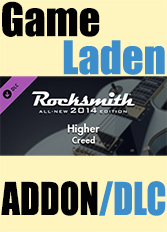 Official Rocksmith 2014 - Creed - Higher (PC)