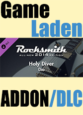 Official Rocksmith 2014 - Dio - Holy Diver (PC)