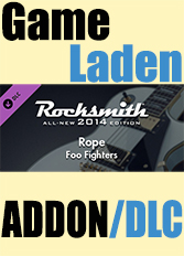 Official Rocksmith 2014 - Foo Fighters - Rope (PC)