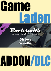 Official Rocksmith 2014 - Green Day - Oh Love (PC)