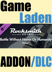Official Rocksmith 2014 - Hotei - Battle Without Honor or Humanity (PC)