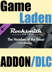 Official Rocksmith 2014 - Iron Maiden - The Number of the Beast (PC)