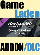 Official Rocksmith 2014 - Mastodon - Colony Of Birchmen (PC)