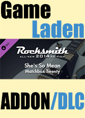 Official Rocksmith 2014 - Matchbox Twenty - She's So Mean (PC)