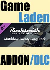 Official Rocksmith 2014 - Matchbox Twenty Song Pack (PC)