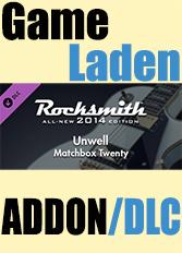 Official Rocksmith 2014 - Matchbox Twenty - Unwell (PC)