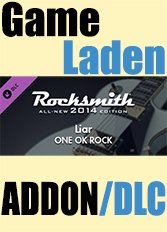 Official Rocksmith 2014 - ONE OK ROCK - Liar (PC)