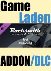 Official Rocksmith 2014 - Radiohead - Just (PC)