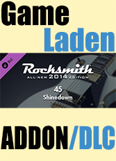 Official Rocksmith 2014 - Shinedown - 45 (PC)