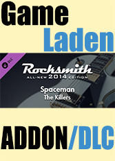 Official Rocksmith 2014 - The Killers - Spaceman (PC)