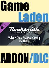 Official Rocksmith 2014 - The Killers - When You Were Young (PC)