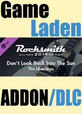 Official Rocksmith 2014 - The Libertines - Don't Look Back Into The Sun (PC)
