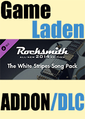 Official Rocksmith 2014 - The White Stripes Song Pack (PC)