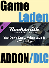 Official Rocksmith 2014 - The White Stripes - You Don't Know What Love Is
