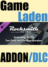 Official Rocksmith 2014 - Tom Petty And The Heartbreakers - Learning To Fly