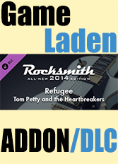 Official Rocksmith 2014 - Tom Petty and the Heartbreakers - Refugee (PC)