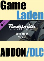 Official Rocksmith 2014 - Winger - Seventeen (PC)