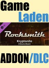 Official Rocksmith - 3 Doors Down - Kryptonite (PC)