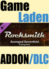 Official Rocksmith - Avenged Sevenfold 3-Song Pack (PC)