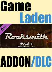 Official Rocksmith - Blue Oyster Cult - Godzilla (PC)