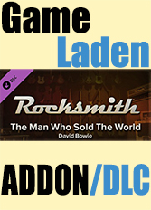 Official Rocksmith - David Bowie - The Man Who Sold The World (PC)