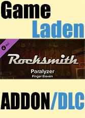Official Rocksmith - Finger Eleven - Paralyzer (PC)