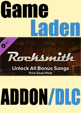 Official Rocksmith - Hidden Songs - Time Saver Pack (PC)