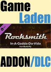 Official Rocksmith - Iron Butterly - In-A-Gadda-Da-Vida (PC)