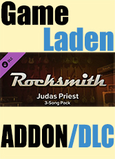 Official Rocksmith - Judas Priest 3-Song Pack (PC)