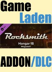 Official Rocksmith - Megadeth - Hangar 18 (PC)