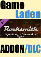 Official Rocksmith - Megadeth - Symphony of Destruction (PC)