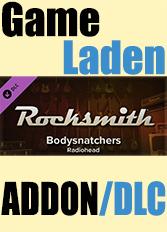 Official Rocksmith - Radiohead - Bodysnatchers (PC)