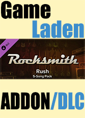Official Rocksmith - Rush 5-Song Pack (PC)