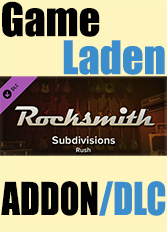 Official Rocksmith - Rush - Subdivisions (PC)